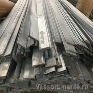 Полоса горячеоцинкованная 6х50 мм ст3 6 м ГОСТ 9.307-89