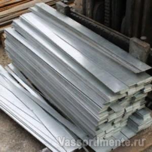 Полоса горячеоцинкованная 5х60 мм ст3 6 м ГОСТ 9.307-89